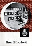 Eisen (III) -Chlorid Bitterfeld Prospekt 1971