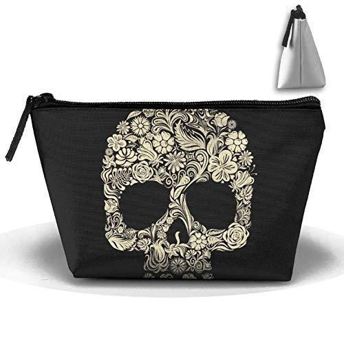 Tragbare Reisetaschen, Aufbewahrungstaschen, kreatives Design, Kunstliebhaber, alle Bedruckt, Clutch, große Reißverschluss-Halterung, Kulturbeutel