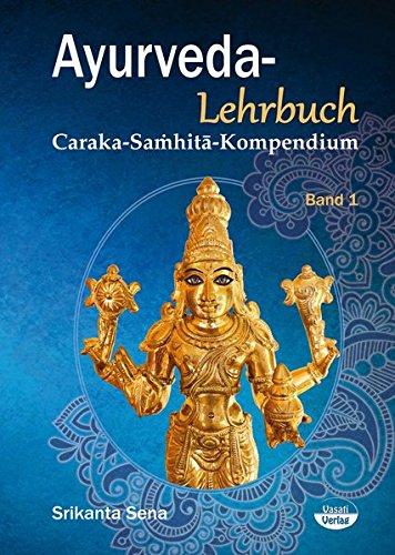 Preisvergleich Produktbild Ayurveda-Lehrbuch, 2 Bde.
