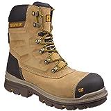 "Caterpillar Men's Premier 8"" WR TX CT S3 HRO SRC Safety Boots"