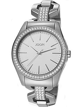 Joop! Damen-Armbanduhr KELLY Analog Quarz Edelstahl JP101532001