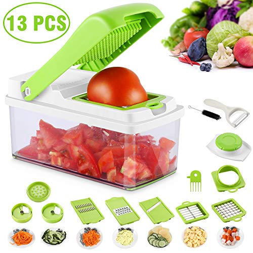 Mandoline 13 in 1 Vegetable Slic...