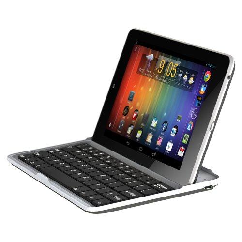MiniSuit Case mit Bluetooth-Tastatur für Google Nexus 7 - schmale rutschfeste Oberfläche