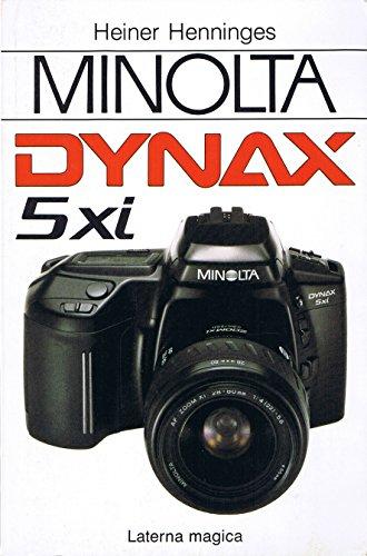 Minolta Dynax 5xi por Heiner Henninges