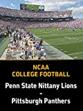 College Football, Penn State Nittany Lions - Pittsburgh Panthers, Week 2