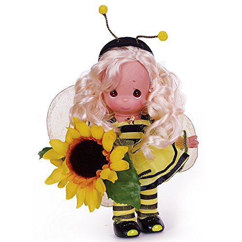 The Doll Maker Garden Fairies Buzzy Doll, One Color, 9""