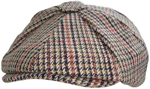 Baker Boy, casquette plate pour homme - - Large