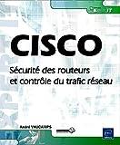 Image de CISCO - Sécurité des routeurs et contrôle du trafic réseau