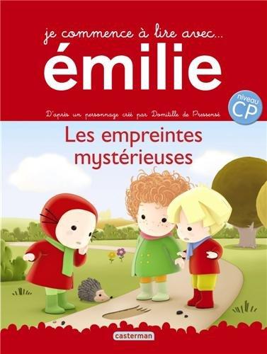 Emilie, Tome 3 : Les empreintes mystérieuses