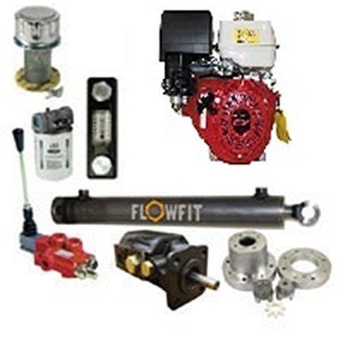 Honda 13HP GX390 Fendeuse de bois hydraulique kit offrant environ 15.7 tons of fractionnement force à 3000 rpm et 3045 psi - 210 barre ZZ004721