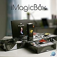 CIFE-41197 Caja con Diferentes Juegos de Magia, con Acceso a una App y Red Social Desde la Que Aprender y convertirte en un Mago, Color Negro, Sin Talla (41197)