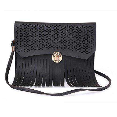 Women Marks Black color Women sling Bag
