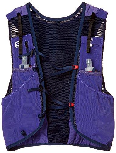 SALOMON ADV Skin 12 Set Rucksackweste für Herren Medium/Large Purple Opulence