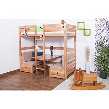 Kinderbett/Etagenbett/Funktionsbett Tim (umbaubar zu einem