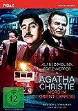 Agatha Christie: Mord im Orient-Express / Spannender Verfilmung des gleichnamigen Krimi-Bestsellers mit Starbesetzung (Pidax Film-Klassiker)