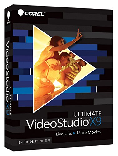 Corel VideoStudio X9 Ultimate - Dell-kamera