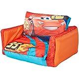 Disney Cars - Mini canapé convertible - canapé-lit gonflable pour enfants