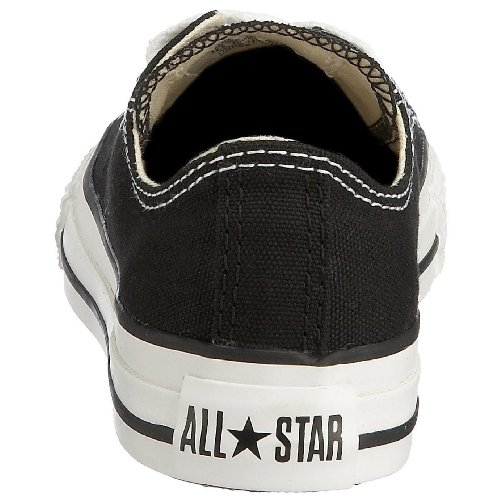 Converse  Chuck Taylor All Star Core Ox,  Unisex Kinder Kurzschaft Stiefel Schwarz
