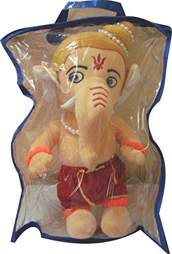 Pihu EnterprisesChild Lord Ganesha Soft Toy