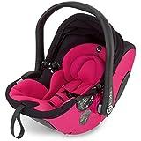 KIDDY Evolunafix Coque bébé, fonction Chaise longue brevetée,, avec base Isofix 2, compatible avec Isofix Groupe 0+ (0–13kg, de la naissance à env. 15mois)