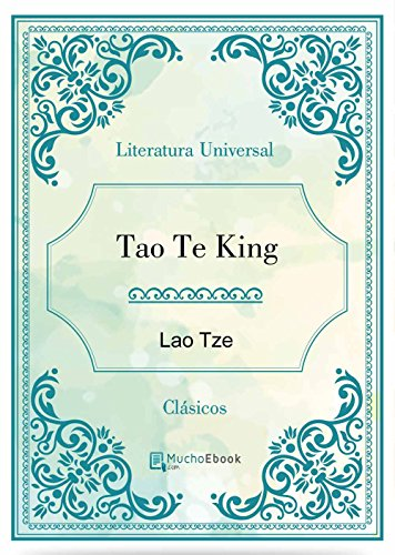 Tao te king por Lao Tze