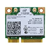Intel 7260.HMWG. R Dual Band WirelessAC 7260 Network Adapter PCI Express Half Mini Card 802.11 b/a/g/n/ac
