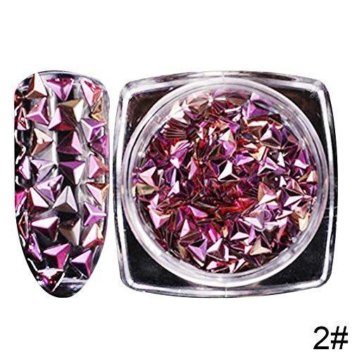 Blue Vessel Nagel Kunst Dekorationen Manicure Art DIY Nail Nagelschmuck Nail Tips-Dekorationen Make-up (2#)