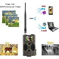 SUNTEK 12MP HD hc-300m Infrarot-Trail Jagd Kamera Wireless Fernbedienung Wildlife Kamera Überwachung Pfadfinder Kamera mit 36pcs IR Leds