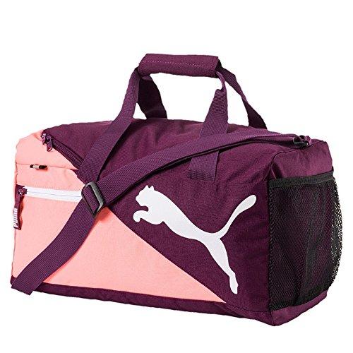 Puma Unisex Fundamentals Sports Bag S Sporttasche dark purple
