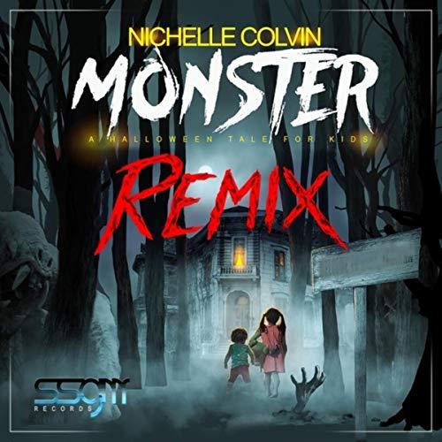 Monster - A Halloween Tale for Kids : Remix