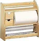 Industrias Aldaya S.L. mehrere Papierrollenhalter, braun