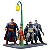 Modellini da collezione DC, Batman: The Dark Knight Returns, confezione da 4.
