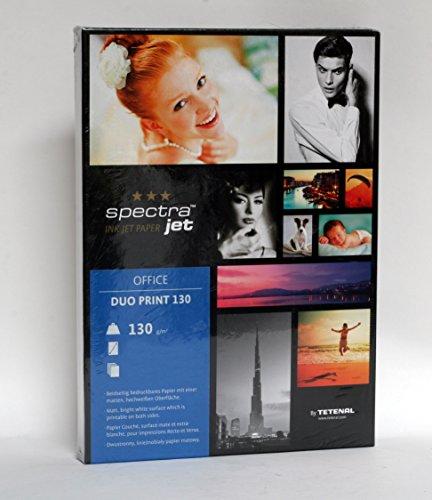 Preisvergleich Produktbild Tetenal 130150 Spectra JET Duoprint A4 200 Druckerpapier