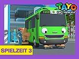 Tayo Spielzeit 3 - Rogi der Kehrer