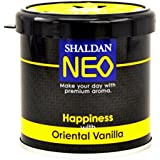 My Shaldan Neo Happiness with Oriental Vanilla Air Freshener for Car (80 g)