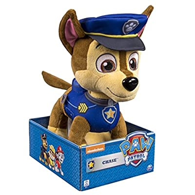 Patrulla Canina - Peluche Chase, 25 cm [parent] por Spin Master