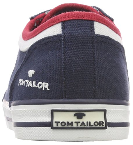 TOM TAILOR Herren 4880803 Bootsschuhe Blau (Navy)