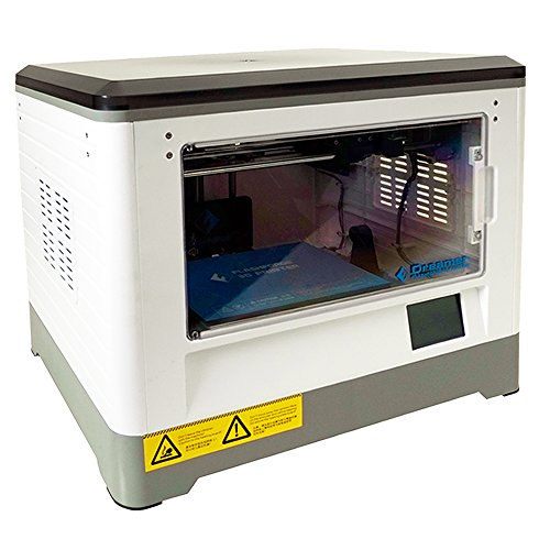 Flashforge usa stampante 3d con case a camera e doppio estrusore