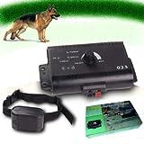 CLOTURE ANTIFUGUE pour chiens avec collier d'alerte - chiens petits et Moyens - 300 m...
