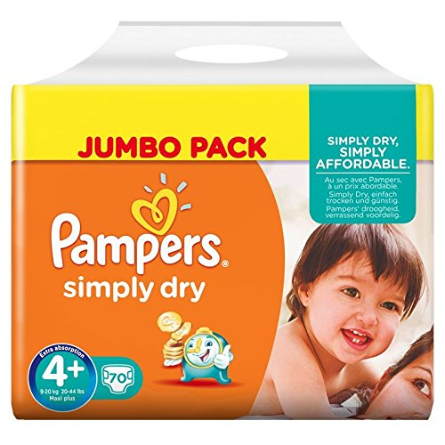 pampers-simply-dry-panales-talla-4-9-20-kg-2-x-70-panales