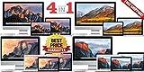 #7: 4 in 1macOS High Sierra +macOS Sierra+OS X Yosemite+OS El Capitan USB Drive 32GB