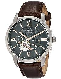 (Renewed) Fossil Townsman Analog Black Dial Mens Watch - ME3061#CR