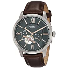 (Certified Refurbished) Fossil Townsman Analog Black Dial Men's Watch - ME3061#CR