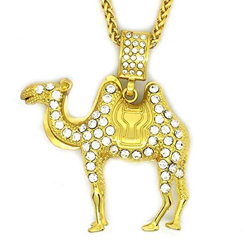 Qiangdedianzishang Punto Taladro Camello Colgante