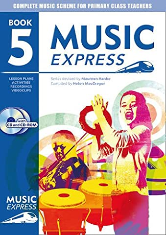 Music Express – Music Express: Book 5 (Book + CD