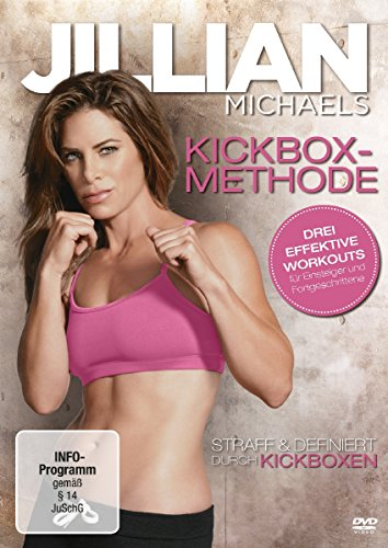 Jillian Michaels – Kickbox-Methode