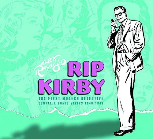 Rip Kirby Volume 3 (Rip Kirby Hc) by Alex Raymond (2010-12-28)