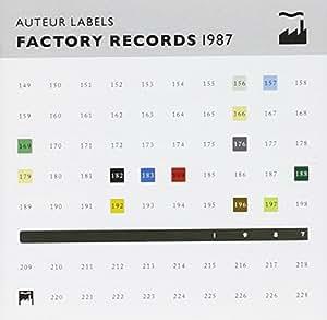 AUTEUR LABELS: FACTORY RECORDS 1987
