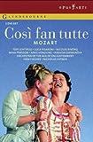 Mozart, Wolfgang Amadeus - Cosi fan tutte [2 DVDs] [Reino Unido]