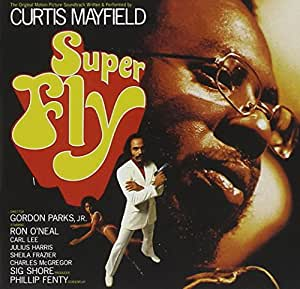 Superfly [Soundtrack] [Import anglais]
